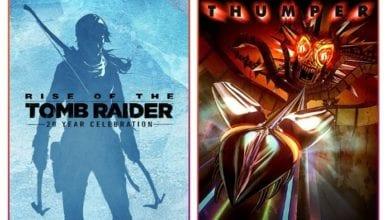 Photo of Rise of the Tomb Raider и Thumper выйдут на Stadia Pro в январе