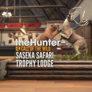theHunter: Call of the Wild™ - Saseka Safari Trophy Lodge