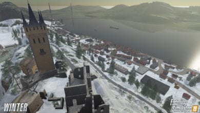 Photo of В Farming Simulator 19 добавляют мод времена года для PS4