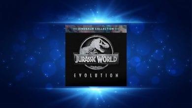 В Jurassic World Evolution добавили коллекцию динозавров