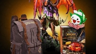 В России доступна официальная сувенирная продукция Diablo, Hearthstone, StarCraft, WarCraft, Overwatch и World of Warcraft
