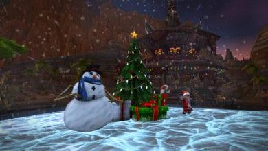 В World of Warcraft начался праздник Зимнего Покрова