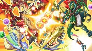 Видео. Puzzle & Dragons GOLD. Трейлер