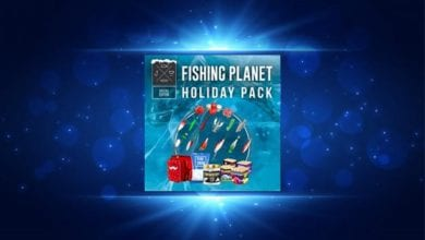 Photo of Вышел Holiday Pack для Fishing Planet