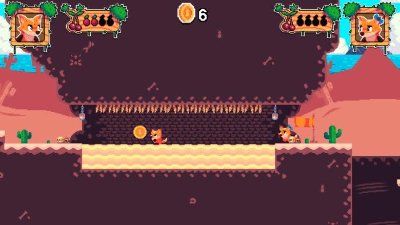 Игра FoxyLand 2 вышла на Nintendo Switch