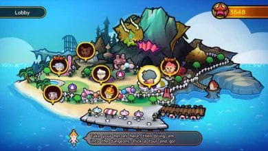Игра Heroland вышла на PS4 и Nintendo Switch