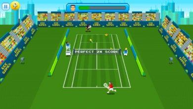 Игра Super Tennis вышла на Nintendo Switch