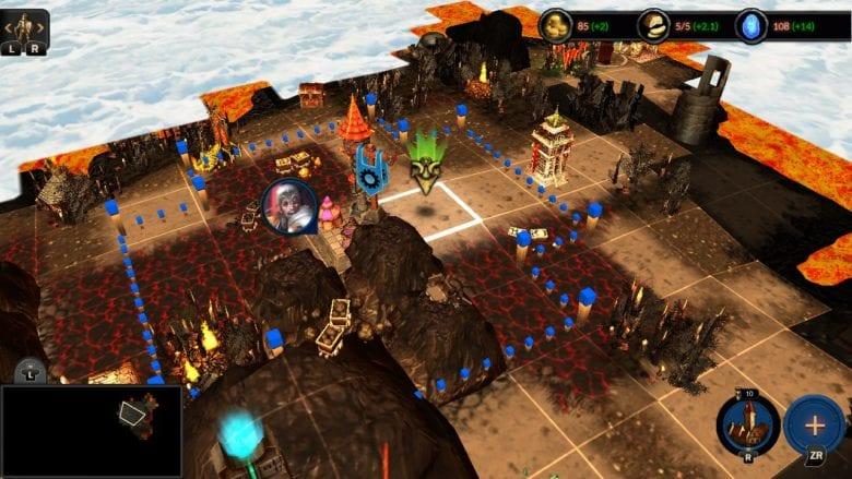 Игра Worlds of Magic: Planar Conquest вышла на Nintendo Switch