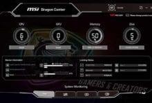 Как пользоваться программой MSI Dragon Center