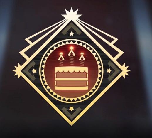 Эмблема за лояльность на первую годовщину