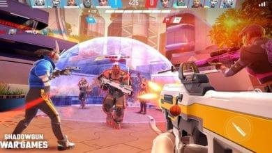 Photo of 1 миллион человек предварительно зарегистрировались в Shadowgun War Games