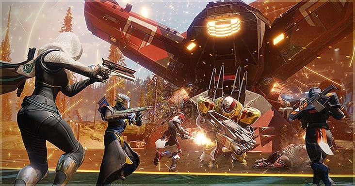 14 января выйдет обновление Destiny 2 – 2.7.0.2