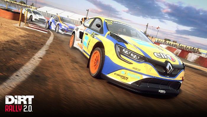 2019 World RX Supercars (Part 2) – теперь доступно в DiRT Rally 2.0