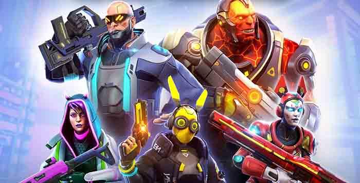 Shadowgun War Games выйдет 12 февраля на iOS и Android
