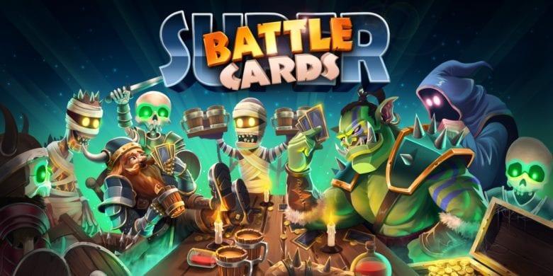 Super Battle Cards