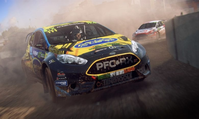 DiRT Rally 2.0 можно скачать бесплатно до 5 января на Xbox One