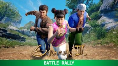Для Shenmue III DLC «Battle Rally» стартует 21 января