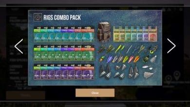 Дополнение Rigs Combo Pack стало доступно для игры Fishing Planet