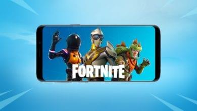 Fortnite получила поддержку мини-джойстика и режим 120 fps