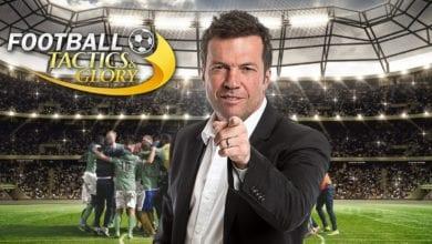 Игра Football, Tactics & Glory вышла на PS4, Xbox One и Nintendo Switch