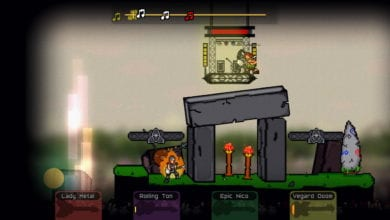 Photo of Игра It's Raining Fists and Metal вышла на Nintendo Switch