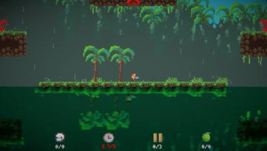 Игра Jump Gunners вышла на Nintendo Switch