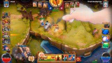 Игра MINImax Tinyverse вышла на ПК, Android и iOS
