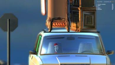 Игра Nicky - The Home Alone Golf Ball вышла на Nintendo Switch