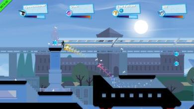 Игра SpeedRunners вышла на Nintendo Switch