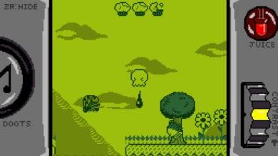 Игра Squidlit вышла на Nintendo Switch