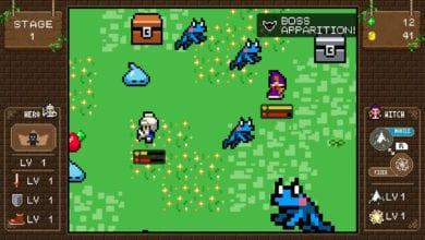 Игра Witch & Hero 2 вышла на Nintendo Switch