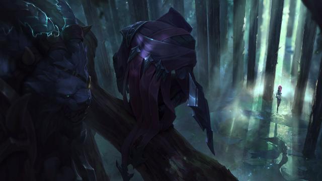 League of Legends получила первое обновление в новом году