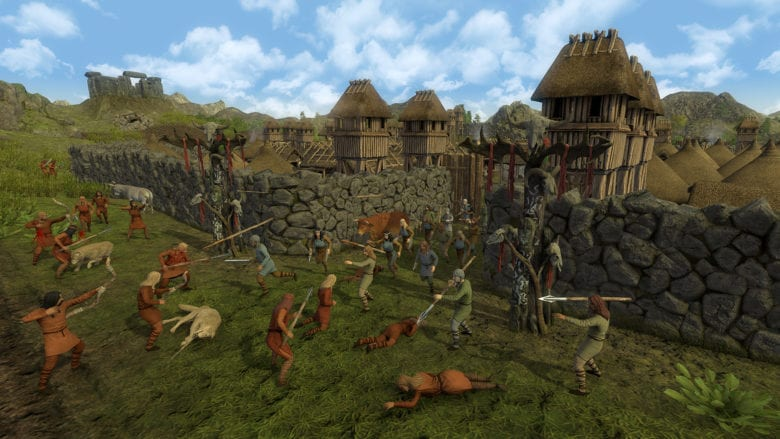 Набор игр Dawn of Man + Planetbase вышел на Xbox One