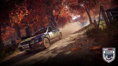 Началась трансляция Grand Finals DiRT Rally 2.0 World Series