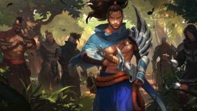ОБТ карточной игры Legends of Runeterra стартует 24 января