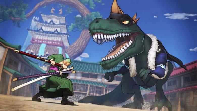 Обзор и описание игры One Piece: Pirate Warriors 4