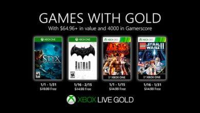 Photo of Опубликованы бесплатные игры для Xbox One и Xbox 360 на январь 2020 года