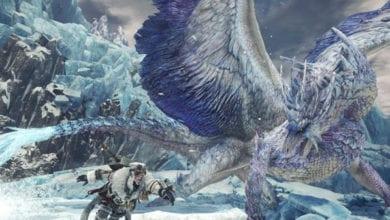 Продажи Monster Hunter World: Iceborne достигли четырех миллионов