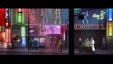 Игра Tokyo Dark – Remembrance – вышла на PS4