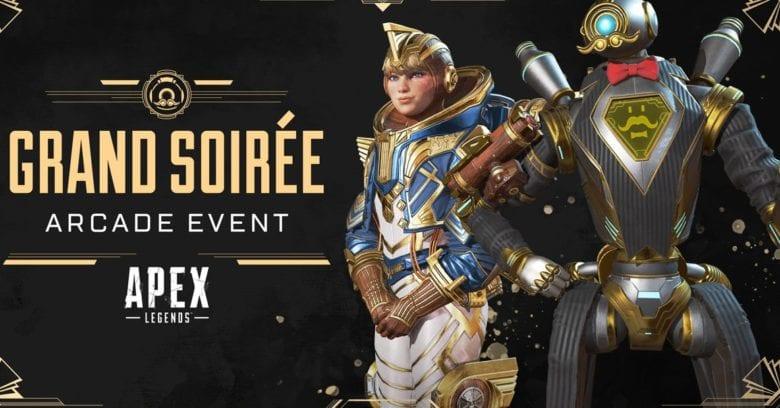 В Apex Legends пройдет аркадное событие «Званый вечер»