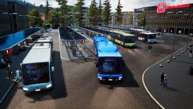 В игру Bus Simulator добавили MAN и Mercedes-Benz