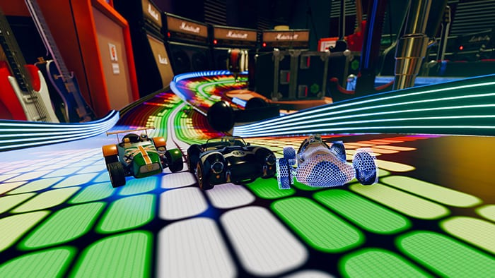 В Super Toy Cars 2 добавили 3 новых гоночных трека