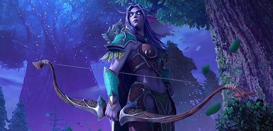 В Warcraft III: Reforged обновят ночных эльфов
