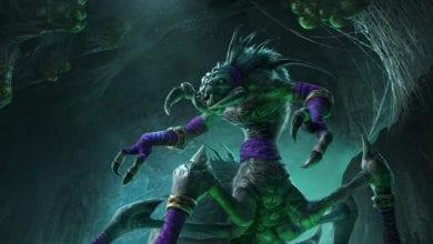 В Warcraft III: Reforged перекуют нежить