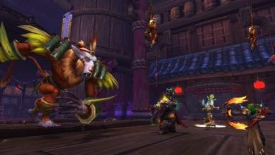 В World of Warcraft началось путешествие во времени в Mists of Pandaria