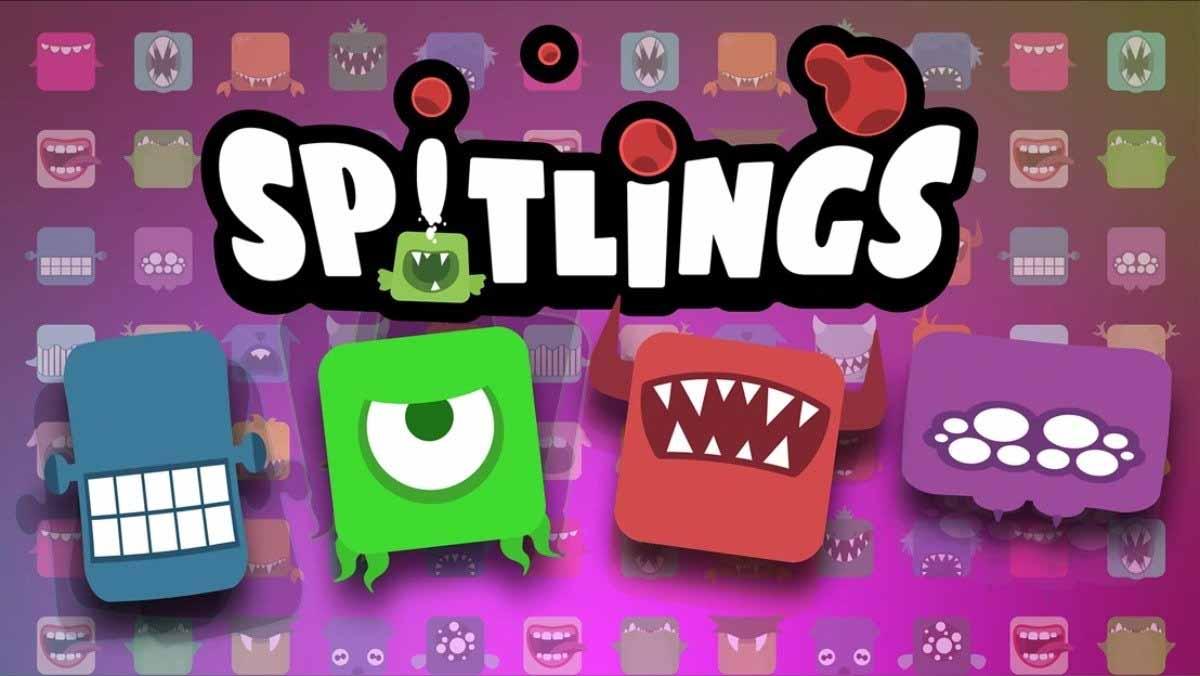 Аркадная игра Spitlings вышла на Google Stadia