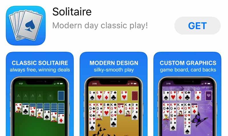 Photo of Выпущена новая игра Solitaire для iOS