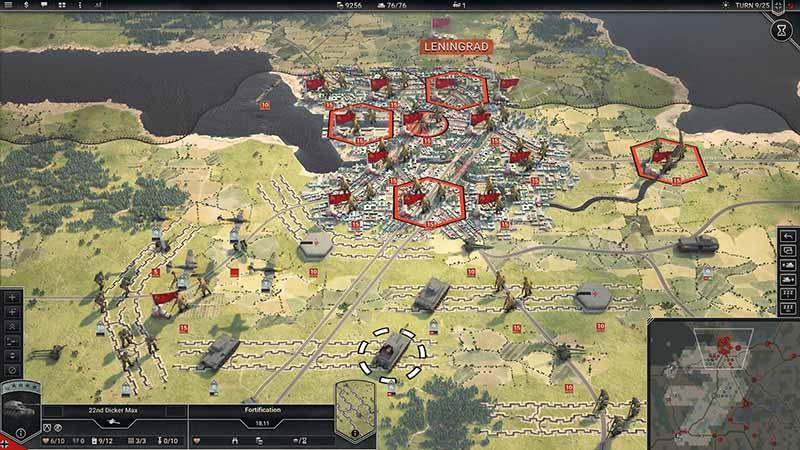 В предварительном заказе Panzer Corps 2 игроки получат бонусный контент