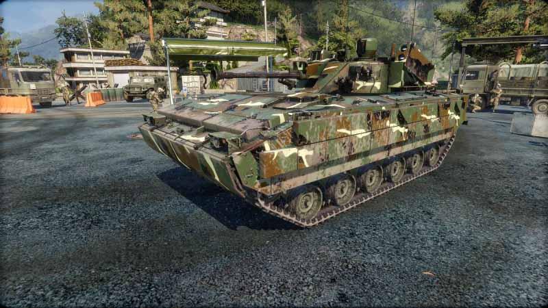 В Armored Warfare: Проект Армата началась охота на призраков