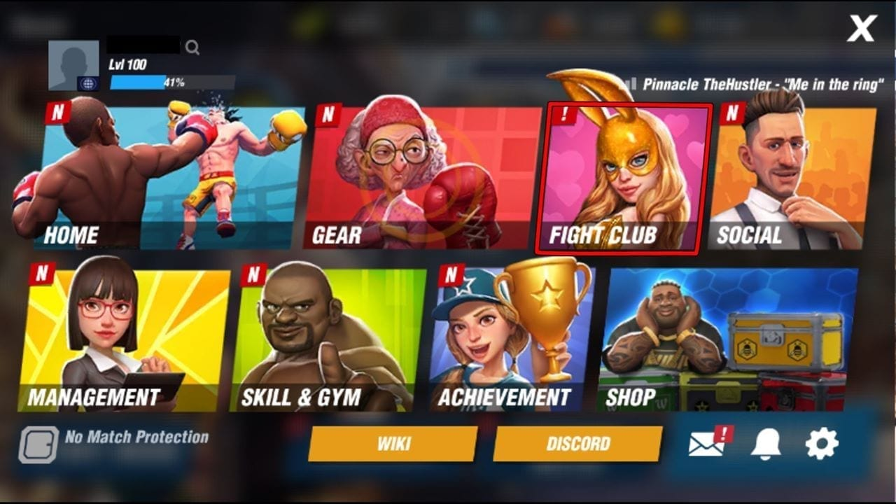 В Boxing Star стал доступен режим Fight Club Battle